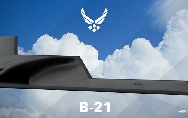 El B-21 es el bombardero furtivo estadounidense de próxima generación