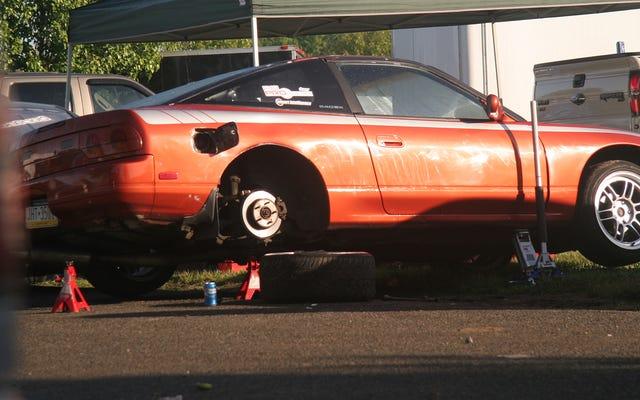 Quali lezioni hai imparato a costruire la tua prima auto da progetto?