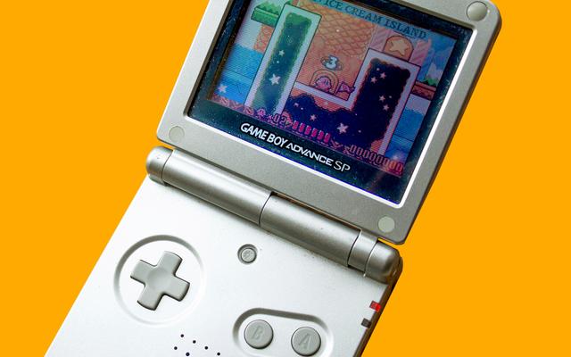 Echo de menos la Game Boy Advance SP