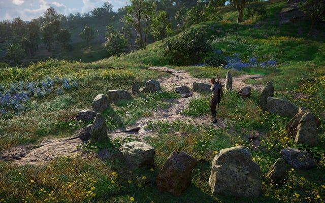 Cuidado con este extraño error de ceguera en Assassin's Creed Valhalla