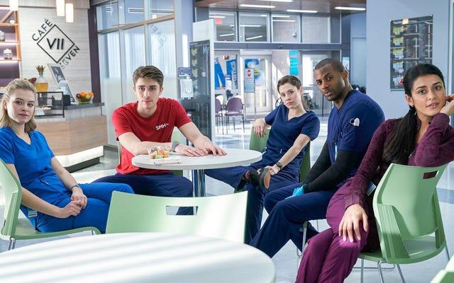 एनबीसी एंटीसेमिटिक सामग्री के आरोपों के बाद नर्सों के एपिसोड को खींचता है
