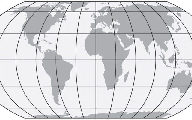 何世紀にもわたる議論の末、この新しい世界の地図はこれまでで最も正確かもしれません