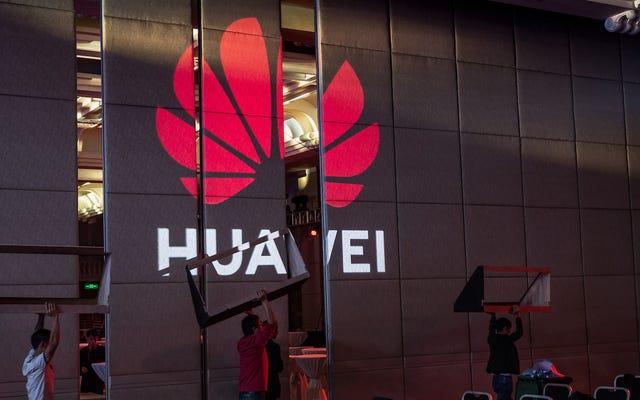 2009年にVodafoneItalyによって発見されたHuawei機器のバックドア