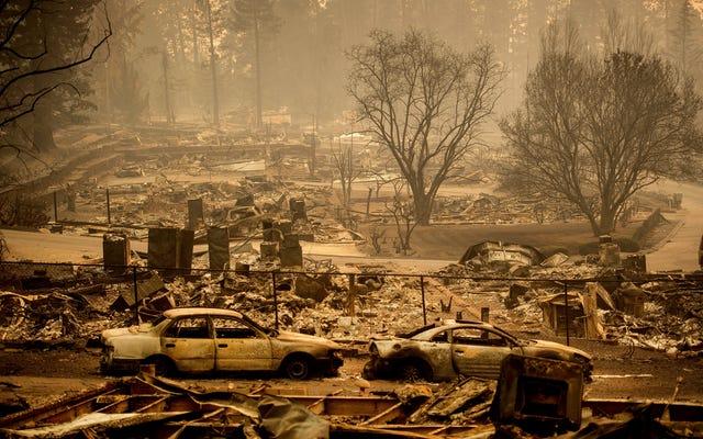 キャンプファイヤーはすでにカリフォルニアの歴史の中で最も致命的な火災であり、その数はさらに増える可能性があります