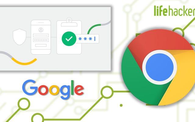 Cách quản lý mật khẩu của bạn trong Google Chrome