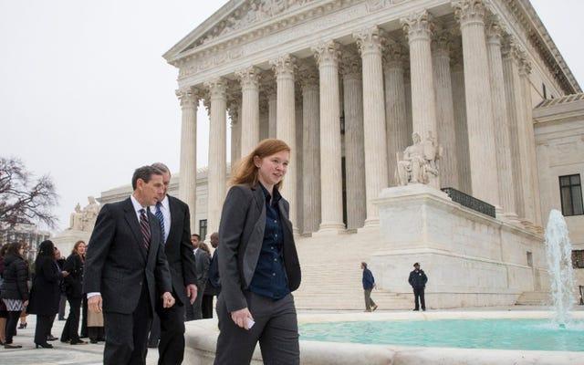 反アファーマティブアクショングループは、保守的な最高裁判所が最終的に彼らに勝利をもたらすことを望んでいます