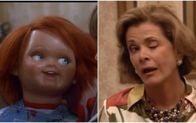Chiediamo cordialmente il taglio di Jessica Walter di Child's Play