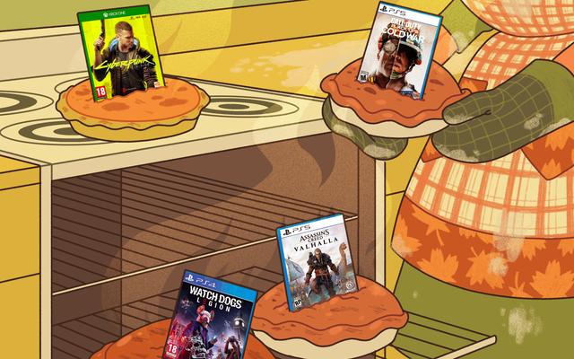 Tutti i grandi giochi in uscita nell'autunno del 2020