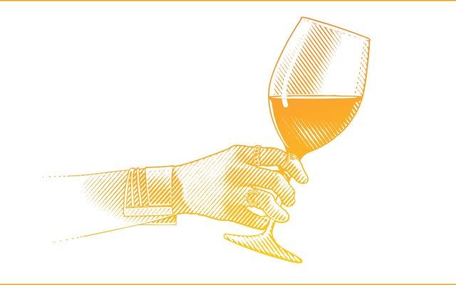オレンジワインとは何ですか?