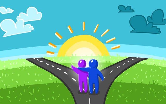 Cómo apoyar a un ser querido durante un cambio de vida importante