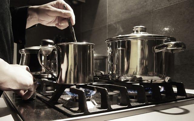 食事以外のアプローチを使用して料理を簡素化する