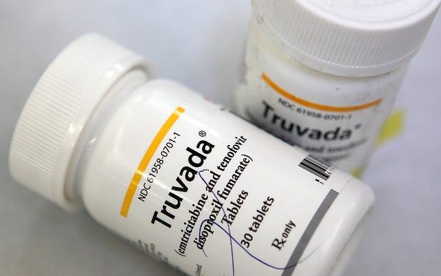 Il terzo uomo al regime quotidiano di PrEP contratta l'HIV