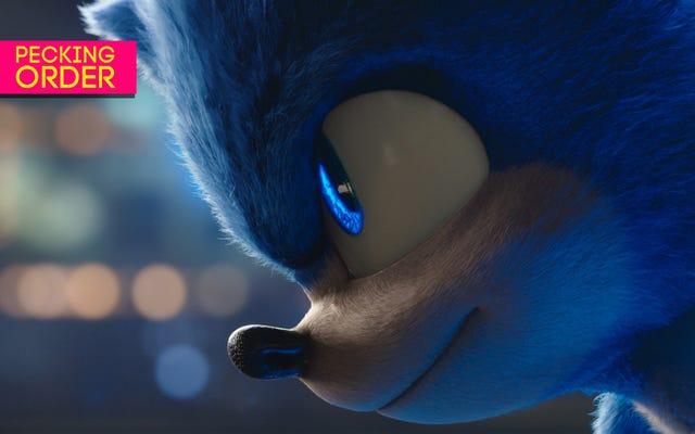 Давайте оценим (несколько) Sonic Games