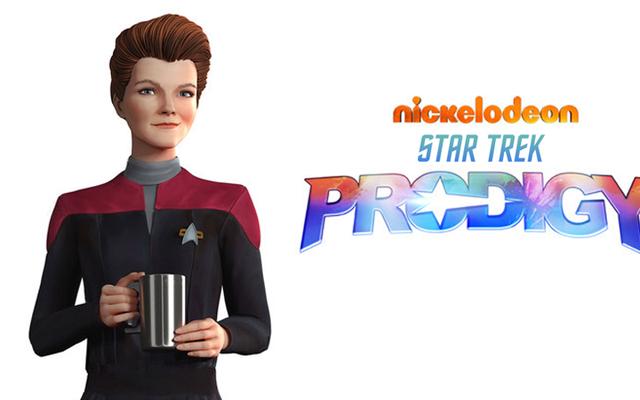 Star Trek: Prodigy Mengungkapkan Pandangan Pertama tentang Kembalinya Kapten Janeway yang Mengejutkan