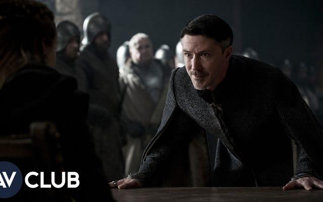 Aidan Gillen memiliki banyak interaksi aneh dengan penggemar Game Of Thrones