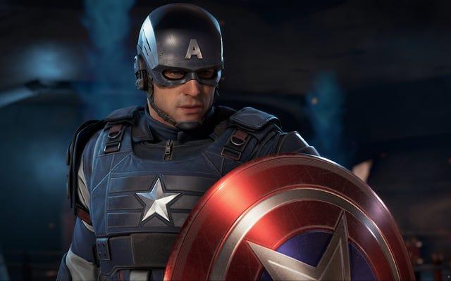 Marvel's Avengers có một kỷ nguyên của trứng phục sinh Ultron
