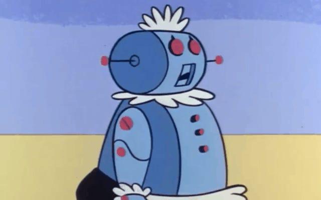99 Hal Yang Seharusnya Dilakukan Robot Sekarang