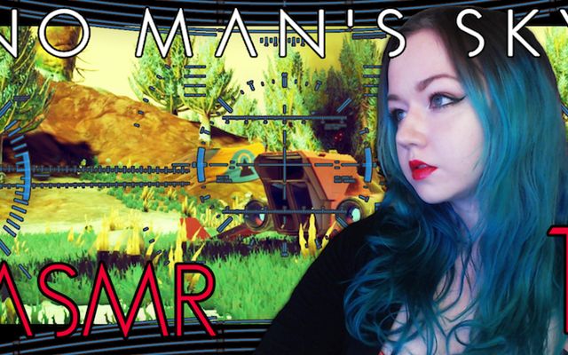 No Man's Sky เป็นเกม ASMR ที่ดีอย่างน่าประหลาดใจ