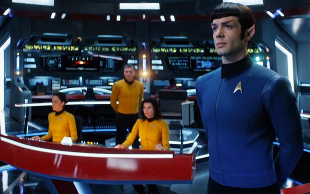 Wygląda na to, że następny Star Trek: seria krótkich wędrówek przyniesie kilka znajomych twarzy