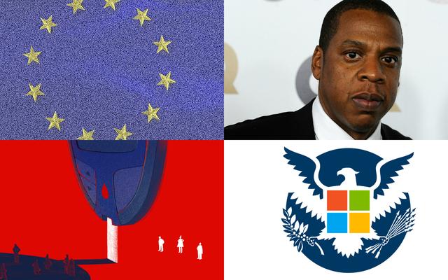 Yang Terbaik dari Gizmodo: Undang-Undang Hak Cipta Baru yang Buruk UE, Kontrak ICE Microsoft, dan Comic-Con 2018