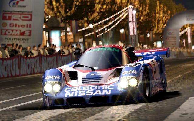 Gran Turismo 4 a changé les jeux de course il y a 16 ans