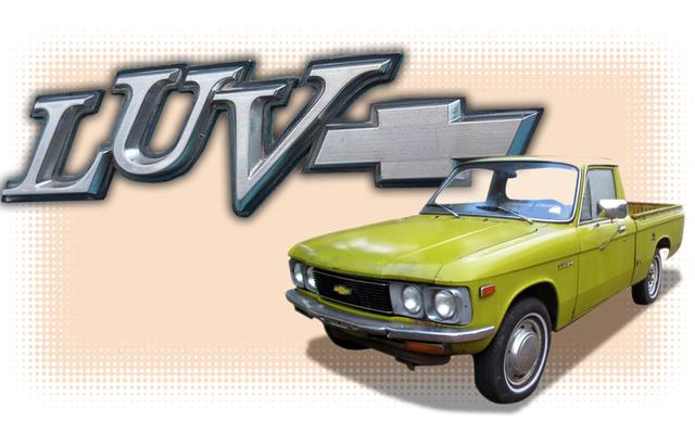 シボレーがかつてLUVと呼ばれるトラックを販売したことを覚えておいてください