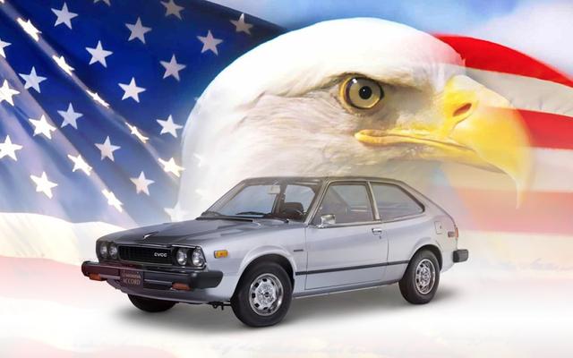 アメリカ製の自動車リストで最も多くの車を所有している会社は日本からです