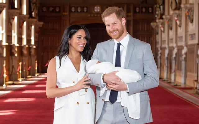 パレスは疲れた、産後の女性(そして赤ちゃん)を発表します