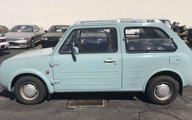 日産パオ、ホンダドリーム、グラマンオルソンクブヴァン:私がオンラインで販売しているのを見つけた最悪の車
