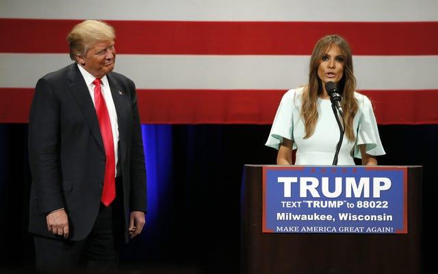 Giống như Chính trị của mình, Hôn nhân của Trump rao giảng một Phúc âm thịnh vượng bất bình đẳng và đạo đức giả