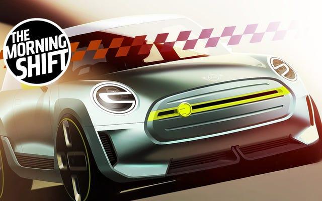 BMW จะผลิตมินิไฟฟ้าในประเทศจีน