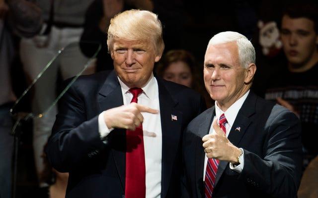 Trump'ın Kabine Seçmenleri ve Toplantı Odası Gibi Görünüyor: Beyaz