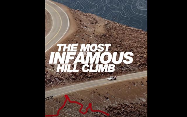 Prepárese para un nuevo documental sobre la escalada internacional de Pikes Peak
