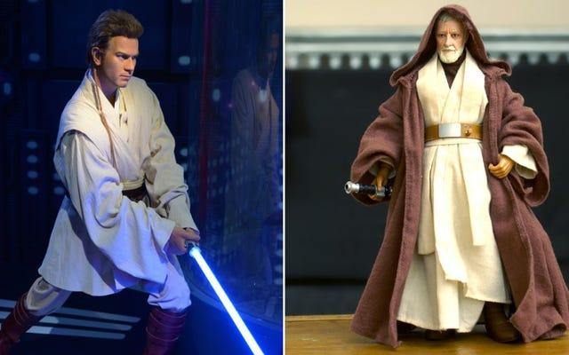 Obi-Wan programı, Ewan McGregor'un üzücü bir çöl keşişine dönüşümünü izliyor