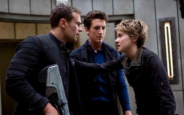 La suite Divergent pourrait utiliser plus de style et moins de fidélité