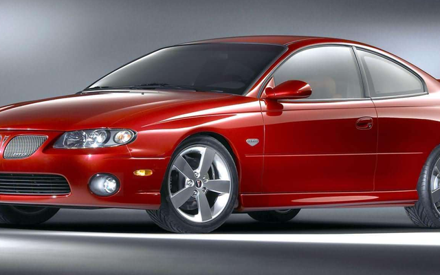 Défi eBay: les meilleures voitures américaines pour moins de 10000 $