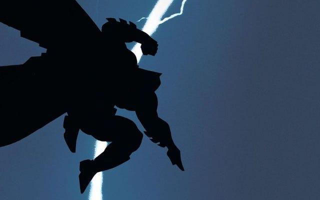 ダークナイトリターンズは、スーパーヒーローコミックに長く続く影を落とします