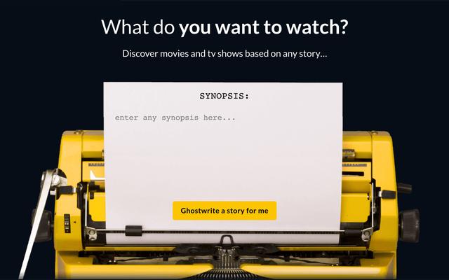 プロットの詳細に基づいて視聴する映画を検索する方法