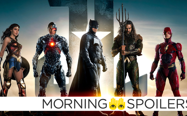 Nuove voci su quelle riprese di Justice League