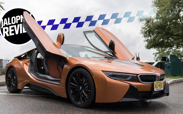 2019 BMW i8:私はもっとパワーが必要だと思っているのはばかげている