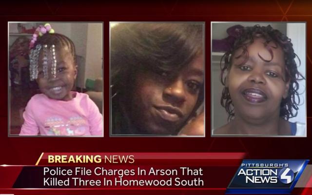 家を焼き払った後、4歳の少女、彼女の母親、58歳の女性を(伝えられるところでは)殺したピッツバーグの男性は、黒人女性について怒鳴るいくつかの奇妙なFacebookビデオを持っています
