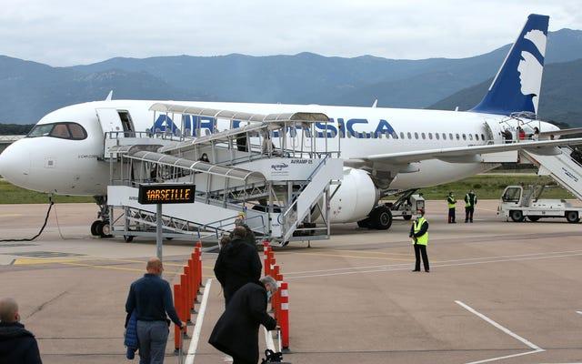 La France est sur le point d'interdire les vols intérieurs court-courrier