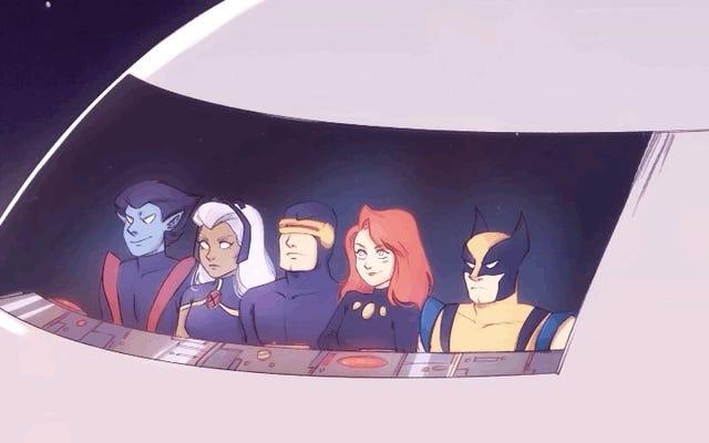 Video Animasi Ini Menjelaskan Keseluruhan Dark Phoenix Saga dari X-Men dalam 3 Menit