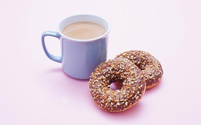 今月の無料コーヒーの入手先