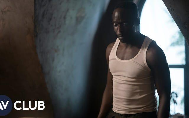 ラブクラフトカントリーのマイケルケネスウィリアムズが再びクローゼットの黒人男性を演じる