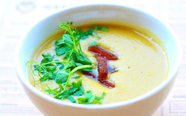 スープとシチューについて料理しましょう