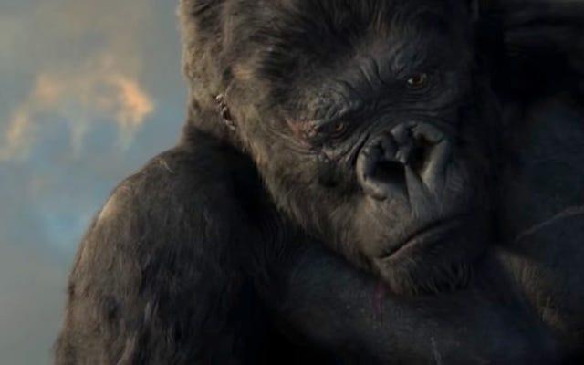 モンキービジネス:キングコングの84年の映画の高値と安値