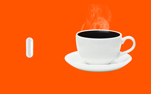 En défense des pilules de caféine