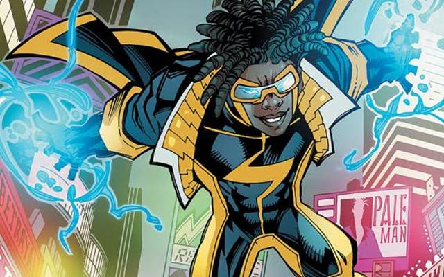 Injustice 2 casi tenía una versión de Static, el increíble superhéroe eléctrico de Milestone Media