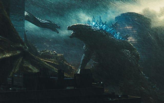 Botteghino del fine settimana: Godzilla regna, ma a un costo maggiore